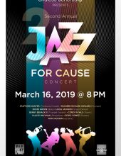 Jazz for cause